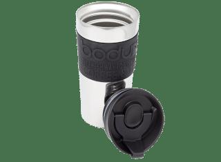 Bodum - Travel Mug Deckel neben Becher