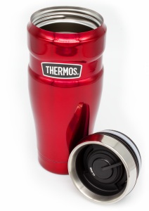Thermobecher Thermos Stainless King Test - Design