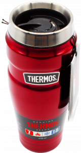Thermos Stainless King Test - Verpackung