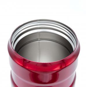 Stainless King Material und Qualität - Produktionsnarbe im Becher