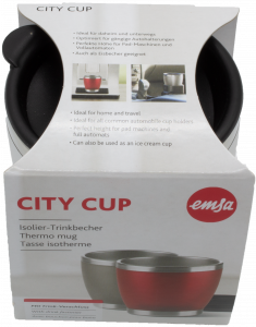 Emsa City Cup Produktverpackung II